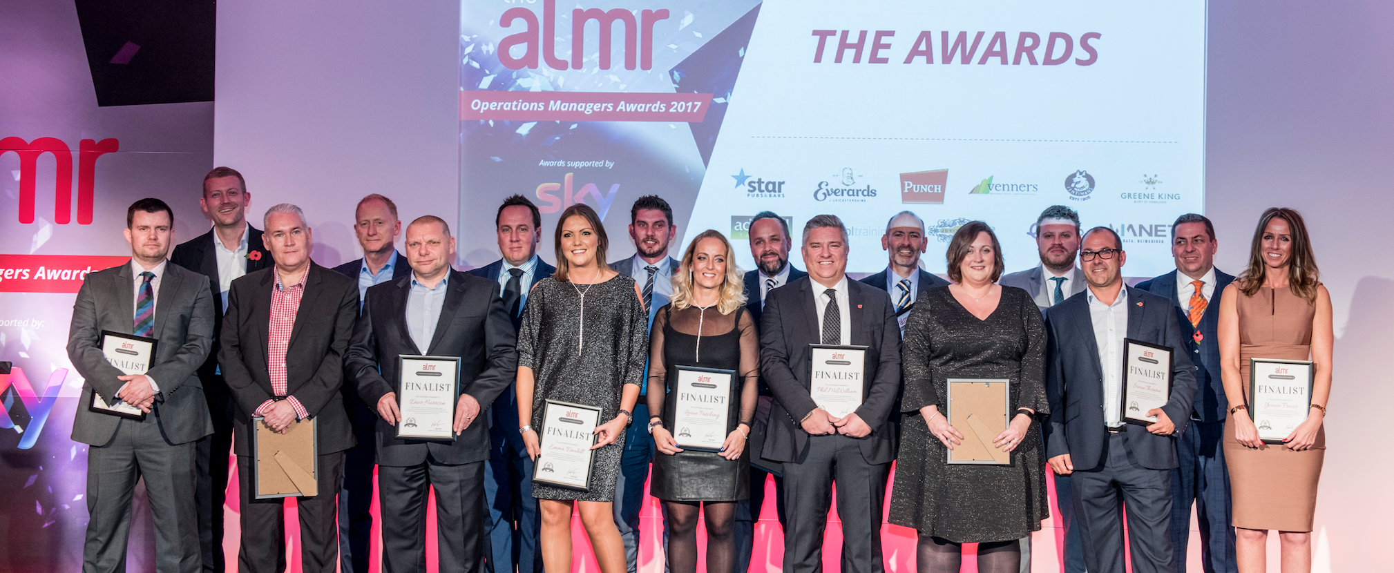 ALMR Ops Managers Awards 2017